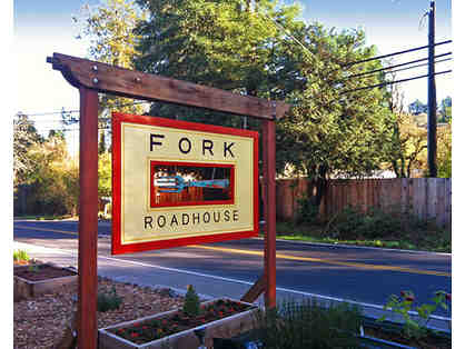 $50 Gift Certificate Fork Roadhouse