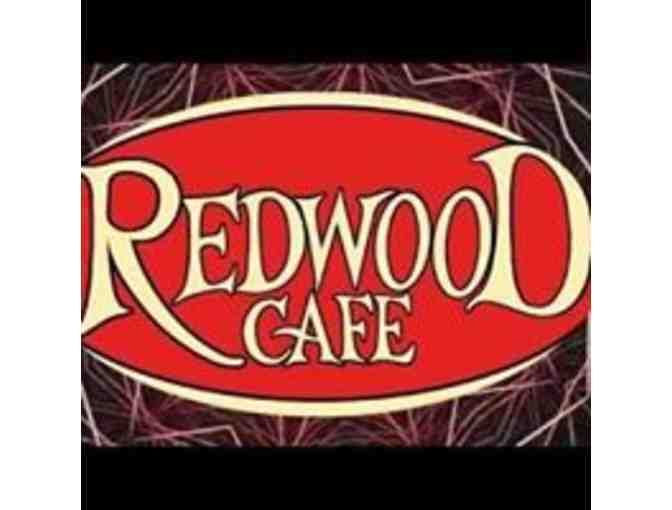 $50 Redwood Cafe Gift Certificate - Photo 1