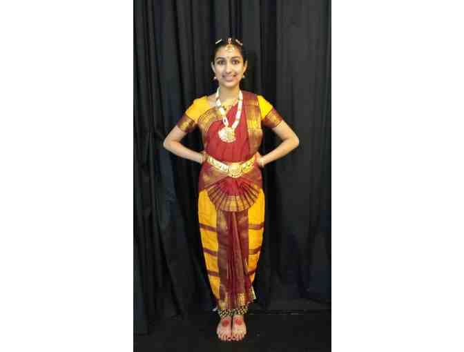 Private one-hour Bharata Natyam Class (children) with Harini Srinivasan