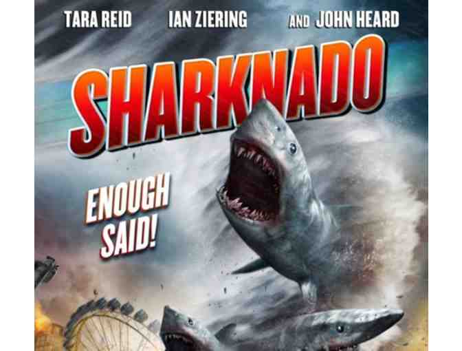 Get Caught in the Whirlwind of SHARKNADO 2!
