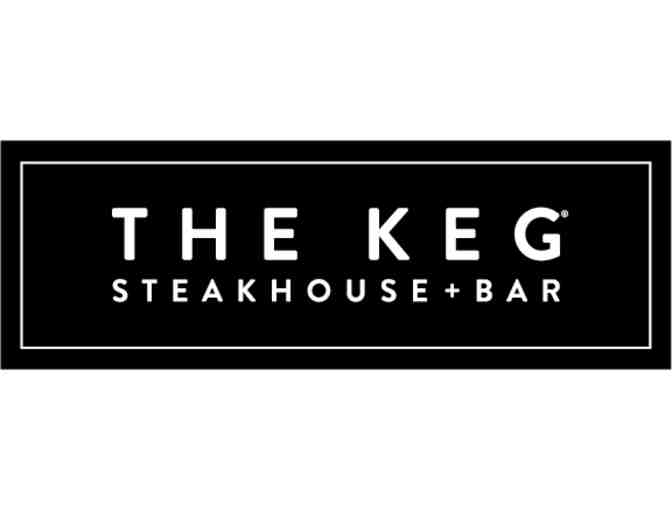 $25 Gift Certificate to the Keg Steakhouse + Bar - Photo 1