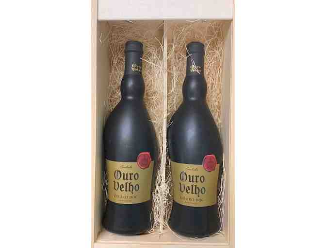 Two (2) Caves do Casalinho Ouro Velho Douro in LCBO Vintages Case