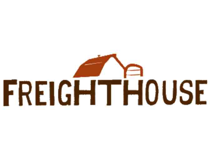 The Freighthouse $25 Gift Certificate - Photo 1