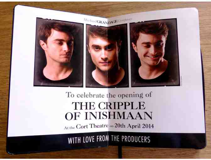 Daniel Radcliffe, James Franco and Chris O'Dowd: Signed Broadway Memorabilia