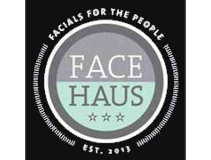 Face Haus Facial