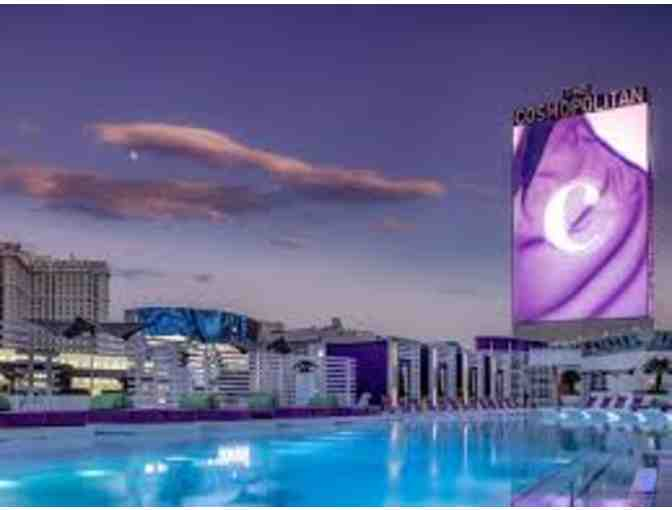 Two Night Stay at the Cosmopolitan Las Vegas