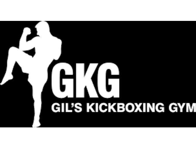 Gil's Kickboxing Gym 1 month Membership