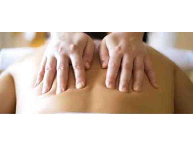 60 minute massage at DeLands Healing Hands