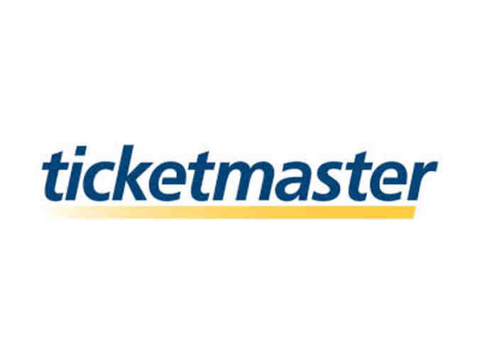 Ticketmaster Gift Card $200