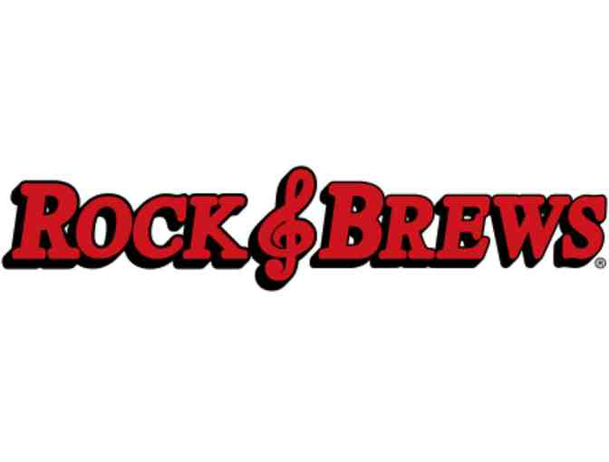 $100 Gift Certificate to Rock & Brews in Redondo Beach.