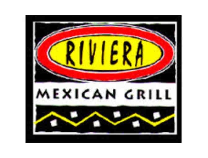Dinner for Four at Riviera Mexican Grill