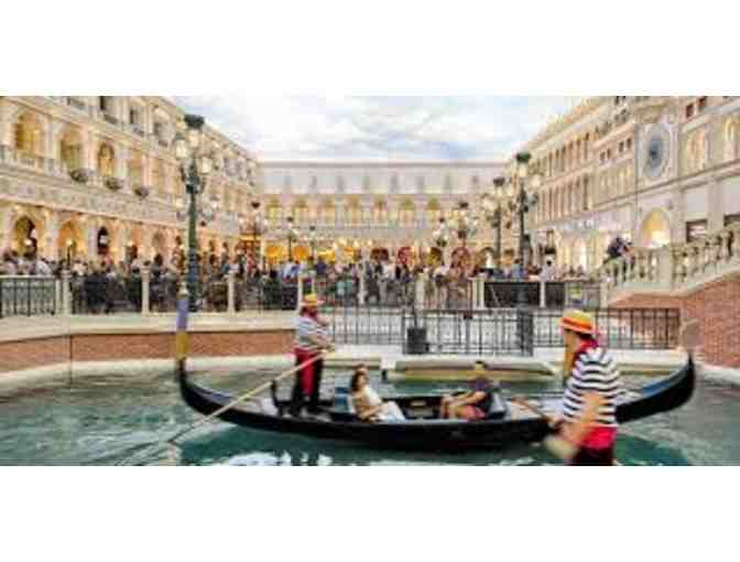 The Venetian Resort - Las Vegas Getaway for Two!
