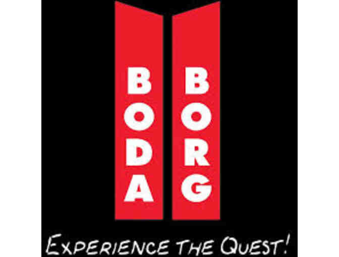 Boda Borg Questing for Five People for Two Hours - Photo 1