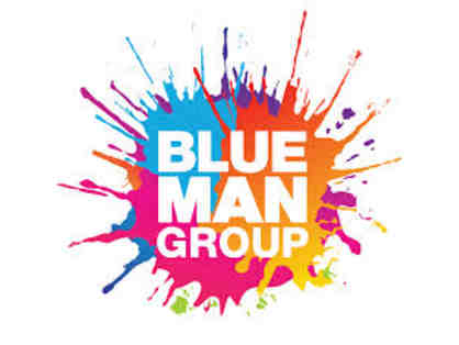 Two Tickets to Blue Man Group