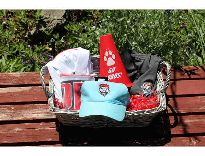 Lobo Football tickets and Gift Basket! - Photo 1