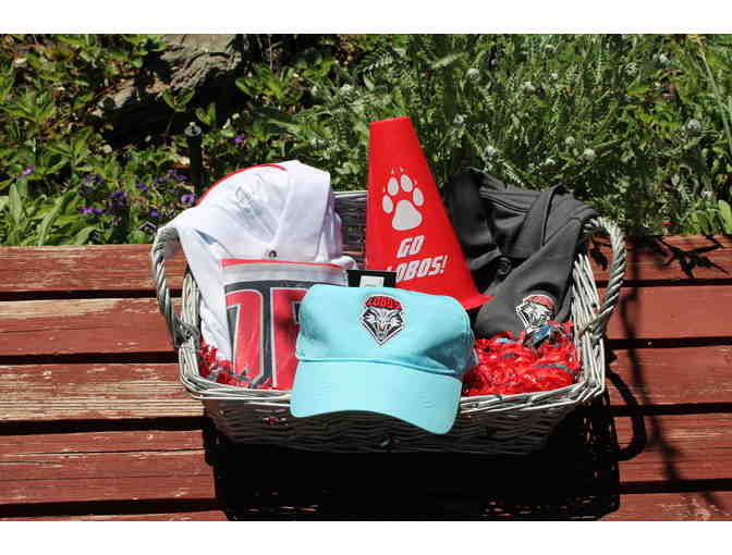 Lobo Football tickets and Gift Basket! - Photo 3