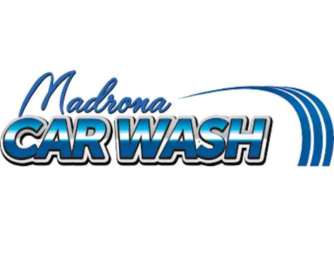 MADRONA CAR WASH FOUR WASHES