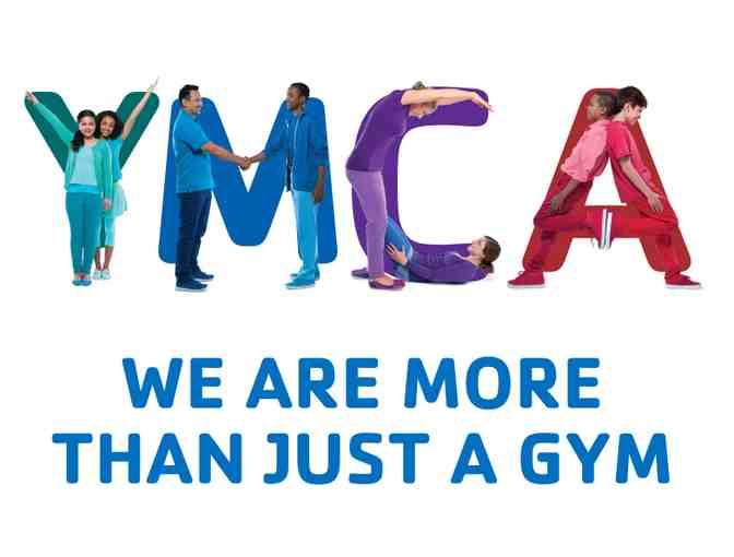 YMCA FAMILY MEMBERSHIP- TORRANCE-SOUTH BAY