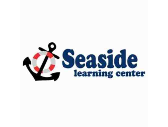 SEASIDE LEARNING CENTER 3 HOURS PRIVATE TUTORING
