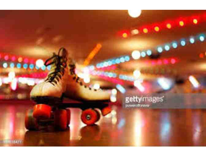 8 PASSES FOR THE FOUNTAIN VALLEY SKATING CENTER