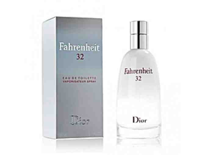 HIS AND HERS DIOR PERFUME JADORE 50ML AND FAHRENHEIT 50ML