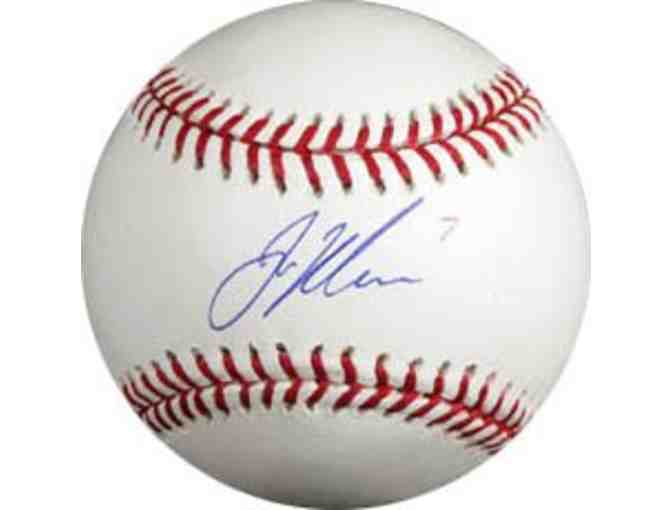 JOE MAUER SIGNED BASEBALL