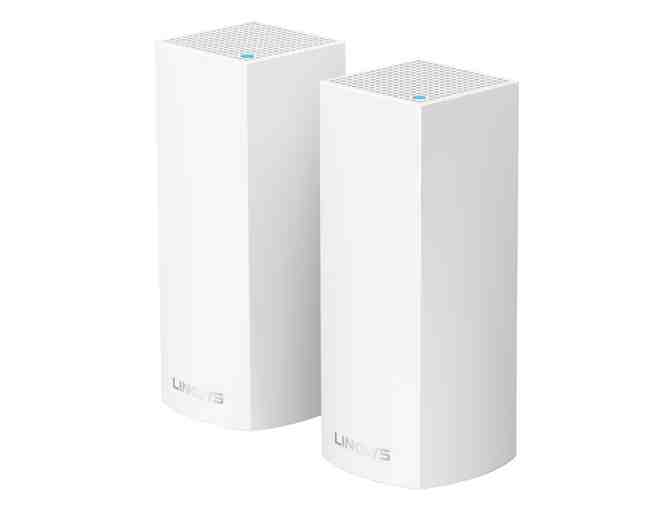 VELOP HOME WIFI - LINKSYS HOME WIFI 2 NODE MODULAR MESH SYSTEM
