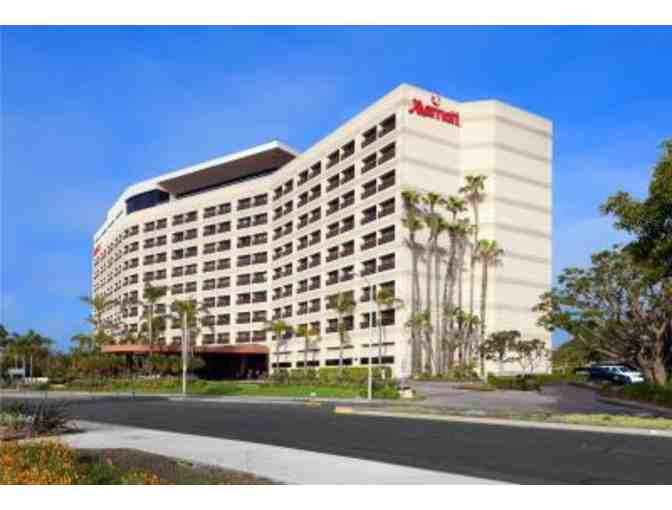 MARRIOTT FOR TWO- MARINA DEL REY