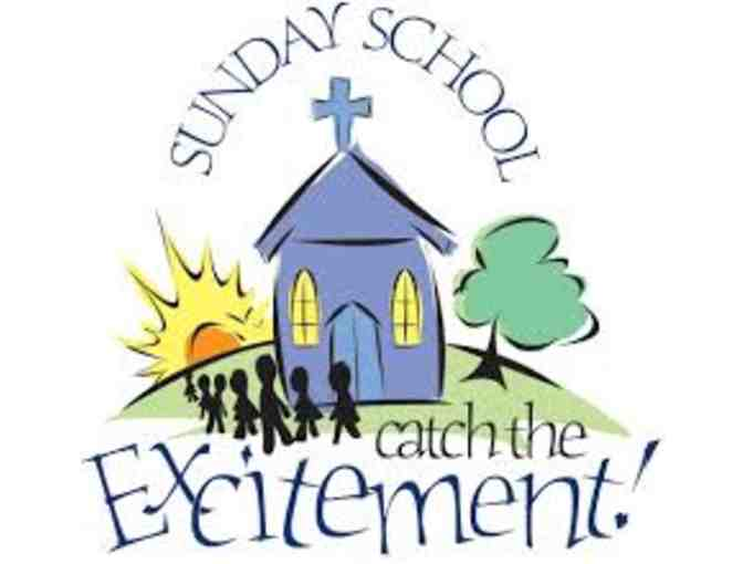 ST. LAWRENCE CHURCH- 9AM MASS SUNDAY SCHOOL REGISTRATION- AGES 3 TO KINDERGARTEN