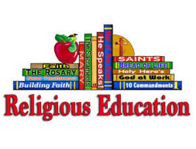 ST. LAWRENCE CHURCH- RELIGIOUS EDUCATION REGISTRATION FOR 2019-2020 SCHOOL YEAR