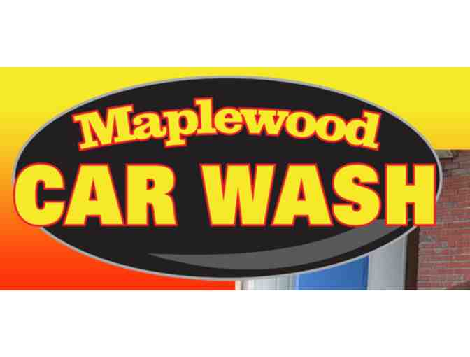 Maplewood Car Wash - 1  Super Clean Detail