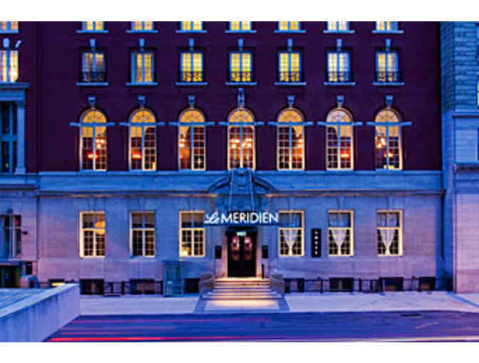2 Tickets to the Philadelphia Eagles vs. Broncos AND 2 Nights at Le Meridien Philadelphia - Photo 4