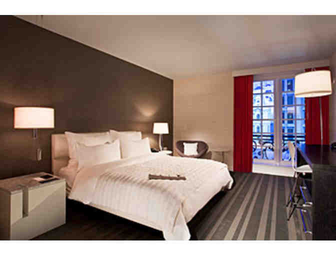 2 Tickets to the Philadelphia Eagles vs. Broncos AND 2 Nights at Le Meridien Philadelphia - Photo 5
