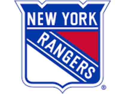 2 Tickets to the New York Rangers AND 2 Night Weekend Stay at Courtyard Midtown East