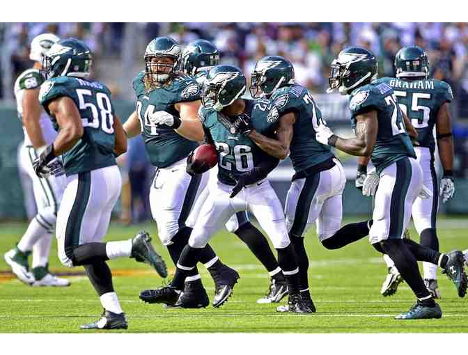 2 Tickets to the Philadelphia Eagles vs. Broncos AND 2 Nights at Le Meridien Philadelphia - Photo 2