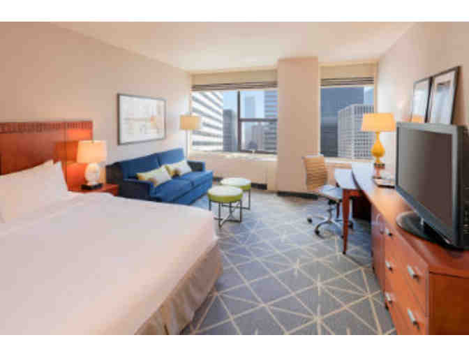 4 Tickets to the Yankees AND a 2 Night Weekend stay at the Courtyard New York Midtown East - Photo 3