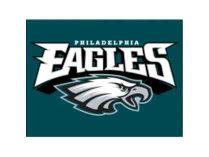 2 Tickets to Eagles Vs. Giants at Lincoln Financial Field!