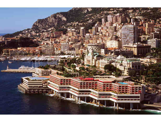 Monte Carlo French Riviera Vacation