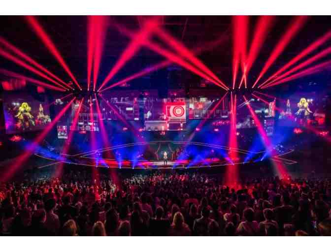 High Roller Weekend Package with Carrie Underwood Concert and Porsche for the Weekend