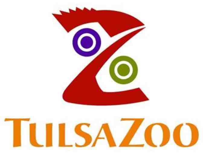 Tulsa Zoo Admission for 4