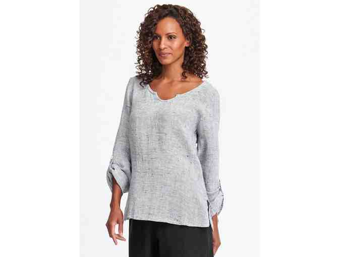 FLAX Special Pullover Midnight Panama