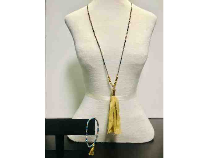 J. Spencer Designs Bracelet & Necklace