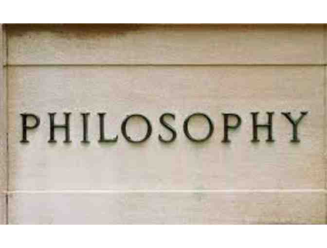 Philosophy & Fellowship: An Evening with TU McFarlin Professor of Philosphy Jacob Howland