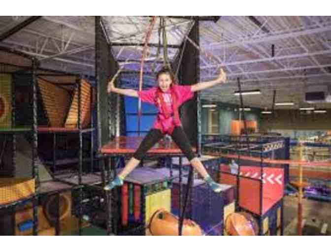 Urban Air Adventure Park Party Package