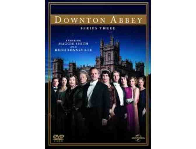 Downton Abbey: S3 DVD