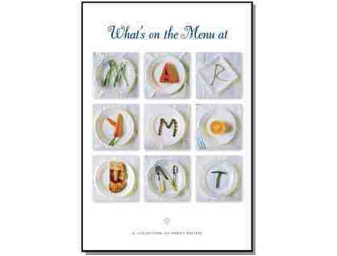 Marymount Cookbook