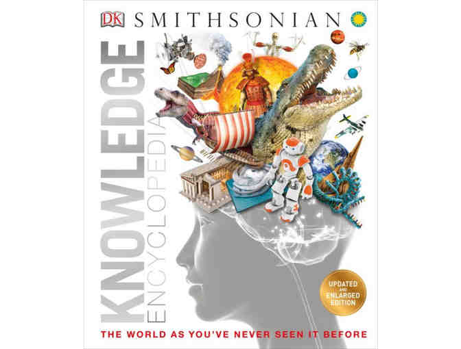 Smithsonian Knowledge Encyclopedia (Updated and Enlarged Edition)