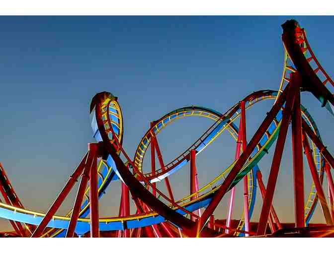 Six Flags Magic Mountain- 2 Tickets