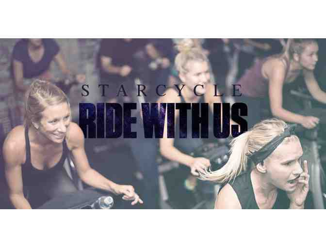 Starcycle 10-Pack Spin Classes