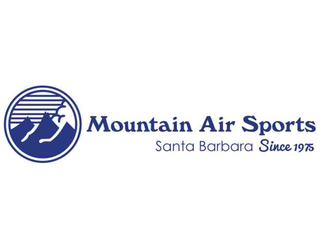 Mountain Air Sports $50 Gift Card and T-shirt